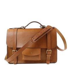 Friedman Briefcase | Huckberry