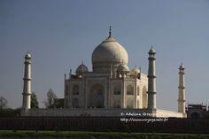 """Voir le Taj Mahal de ses propres yeux ! Article du blog """"Voyage etc"""""""