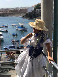 Vestimenta romería barquera