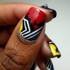 Art Dealer Chic Vol. 1 nail art