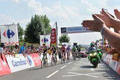 etappe 13 - Muret > Rodez - Tour de France 2015
