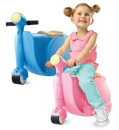 1000 images about flying with kids on pinterest flying for Motorized ride on suitcase