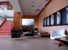 Flickr user cyndipix took this snapshot of our lobby area! Which phase of the moon is your favorite? #STL