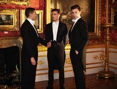 The English Gentleman - Savile Row presentation AW 15/16 at Apsley House