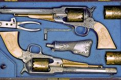 Old West Gunslingers | Find out if frontiersmen carried spare cylinders into the ... | Firea ...