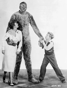 monsterman: Invaders From Mars (1953)