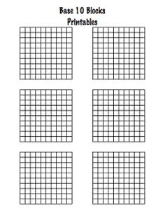 Classroom Freebies: Teaching Students to Compare and Order Decimals Using Base 10 Blocks Teaching Decimals, Math Fractions, Maths, Comparing Decimals, Dividing Decimals, Math Games, Sixth Grade Math, Fourth Grade Math, Grade 3