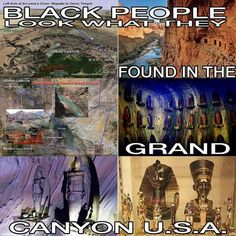 Proving we ruled the world until being raped, pillaged, and lied to by others who came to our various kingdoms pretending to be friends first~