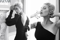 #KateWinslet for Harper's Bazaar UK April 2013