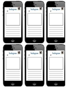 Instagram Classroom Newsfeed: This is a great way to disguise learning and assess students throughout the year! These are great for exit tickets and can be done by asking a simple question about the lesson, having students write something they learned, and I'm sure many other creative responses. These are best used when laminated with velcro or magnets for students to grab and take to their desks and hang back up on their way out!