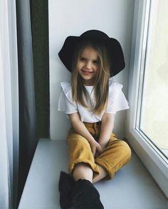 Little woman #littlegirl #fashion #kidfashion #pretty