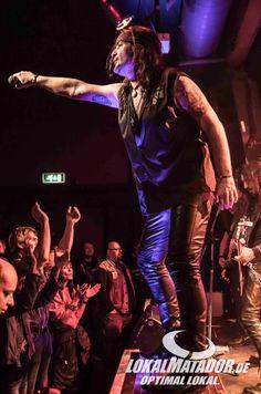 Mannheim: Konzert von Shakra und Crystal Ball Crystal Ball, Voodoo, Tours, Crystals, Concert, Mannheim, Karlsruhe, Heilbronn, Circles