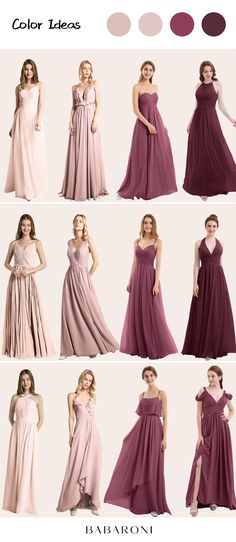 Weekly updated code. Shop with the code MID to save shipping fee. This campaign will end very soon. Hurry. Irene is a long chiffon dress with a halter neck. The ruffles on the upper body and the tight waist accentuate your figure better. Come and visit babaroni.com, choose from 66+ colors & 500+ styles. #bridesmaiddresses #promdress #promgown #wedding#babaroni #weddingideas #babaroni #bridesmaiddress #2021wedding #weddinginspiration #bridesmaid #brides #longdress Empire Bridesmaid Dresses, Red Bridesmaids, Beautiful Bridesmaid Dresses, Wedding Dresses, Chiffon Rock Lang, Bush Wedding, Wedding Bells, Dream Wedding, Costume