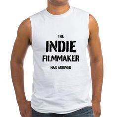 THE INDIE FILMMAKER HAS ARRIVED Tank Top