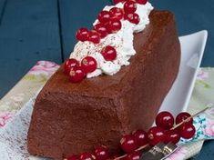 Découvrez la recette Marquise au chocolat sur cuisineactuelle.fr.