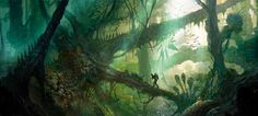 1st look at 8 epic, exclusive Halo 4 concept art images