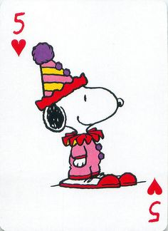 Peanuts Great Pumpkin Playing Cards | Flickr - Photo Sharing!