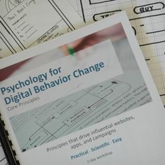 Psychology for Digital Behavior Change - New York (2-day workshop) at Center for Social Innovation(601 West 26th Street, New York City, 10001, United States) On Thursday March 26, 2015 at 9:00 am and ends Friday March 27, 2015 at 5:00 pm. Learn to recognize and apply over 50 principles of interactive persuasive psychology, including design recipes for landing pages, gamification, e-selling, viral diffusion, and more.Price:Earlybird Ticket: USD 479.00, Regular Ticket: USD 599.00.