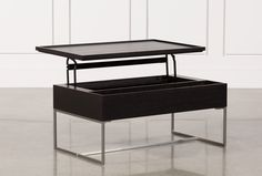 Aria Lift-Top Cocktail Table - 360