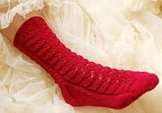 Ravelry: Baudelaire pattern by Cookie A