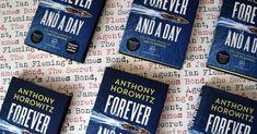 I have some rare lined and signed copies of FOREVER AND A DAY for sale. Follow link to read more. Book Of James, Casino Royale, Book Signing, James Bond, The Secret, Novels, This Book, Signs, Day