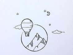 sketches new Drawing . simple and romantic -Drawing . simple and romantic - Light bulb with leaves within vector by Chuhail on VectorStock® 35 Cool Easy Whimsical Drawing Ideas Things to Draw Passionate by Nin Hol Doodle Art, Doodle Drawings, Easy Drawings, Simple Tumblr Drawings, Easy Drawing Designs, Easy Designs To Draw, Tattoo Sketches, Drawing Sketches, Drawing Ideas