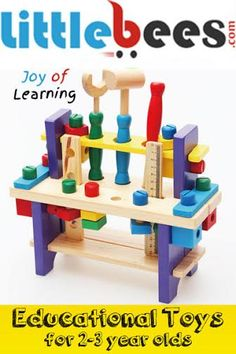 Little Bees offers wide range of Educational toys for 2,3 year old babies. 62 Best Toys For 2 Year Olds images | Baby Toys, Kids toys, Children