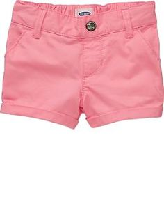 Twill Shorts for Baby | Old Navy