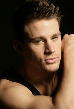 channing tatum...now I know why my daughter likes him!