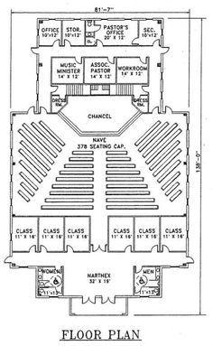 Pin On Church Plan