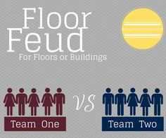 Easy Family Feud for Residence Life (RA's) Floor or Friends