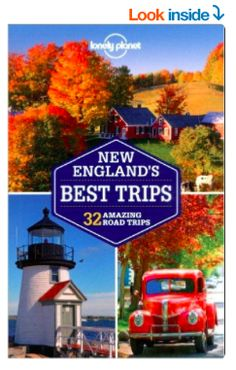 new England guide book