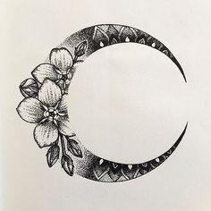 This is so beautiful ❤️ #moonlover #moon #tattoolover #tattooideas #art #lovely #flowers #girl #boy #tattooed #tattooedgirl #ipster #makeup #fashion #artwork #beauty #instafun #instagood #instagram #instagramers #instatattoo #fun #cute #instahappy #instafun #fun #cool #nice #hello #boy #perfect