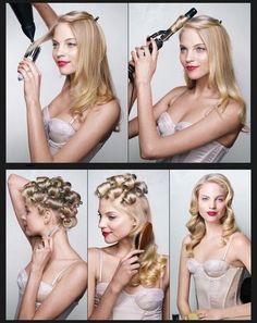 How to Create Perfect Curls - #perfectcurls #hairtutorials #hairstyle #hairdo #haircurls - bellashoot.com