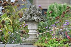 Tuinen / Gardens Villa Augustus Dordrecht. Own picture