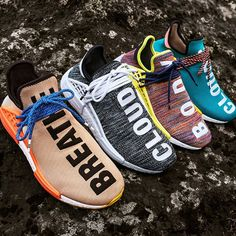 e8d15ee7d510 Pharrell x adidas NMD Hu Trail Collection Drops This Weekend