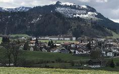 """Via Jacobi : Le Chemin de St-Jacques de Compostelle Suisse. """"L'Abbaye de Einsiedeln"""". St Jacques, Mountains, Nature, Travel, Paths, Switzerland, Viajes, Naturaleza, Destinations"""