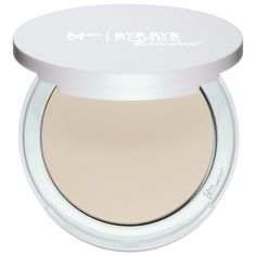 Shop IT Cosmetics' Bye Bye Pores Illumination at Sephora. This award-winning pressed powder is infused with radiance for the look of glowing skin. Anastasia Brow Pomade, It Cosmetics Bye Bye Pores, Big Pores, Grape Seed Extract, Translucent Powder, Olive Fruit, It Cosmetics Brushes, Skin Firming, Setting Powder
