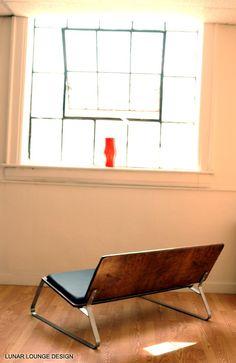 Lunar Lounge Design Ply-Bak Love Seat