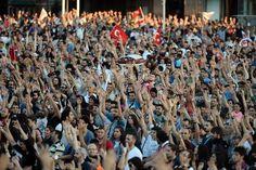 Taksim'de Ethem Sarısülük için anma eylemi - 25/06/2013 18:13