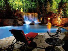 "Home Designs on Twitter: ""Gorgeous backyard landscape design! https://t.co/r082NKnkm2"""