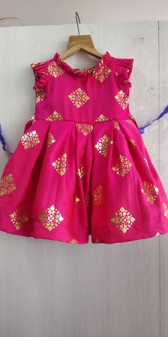 New baby girl party dress mom 46 Ideas Cotton Frocks For Kids, Frocks For Girls, Kids Dress Wear, Kids Gown, Kids Wear, Girls Frock Design, Baby Dress Design, Baby Frocks Designs, Kids Frocks Design
