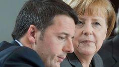 """Dopo i dati negativi sull'economia tedesca, Italia e Francia pronte a chiedere più flessibilità a Berlino. Delrio: """"No a nuovi sacrifici per"""