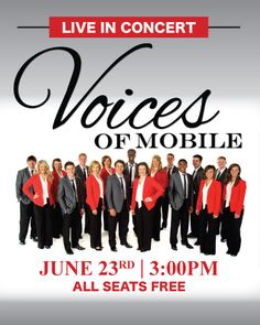 BT Event - Voices of Mobile - Live In Concert | The Brooklyn Tabernacle