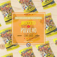 Biscoito de Polvilho - Crek Crek