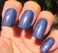 Magic Happens  from the Colour my world by LilypadLacquer on Etsy - received 22.1.2014 from Etsy shop ($18)