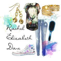 """""""Rachel Elizabeth Dare"""" by ellalea on Polyvore"""