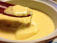 具はチーズだけ!たっぷり茶碗蒸しの画像