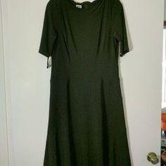 I just added this to my closet on Poshmark: Black dress. Price: $35 Size: 12