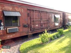 Northern Rail Train Car Hotel in Two Harbors United States of America : Unusual & Unique Hotels of t